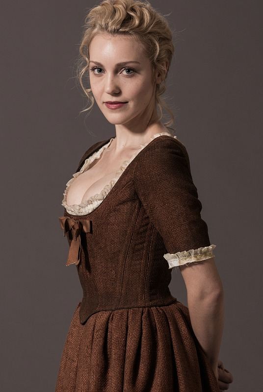 Breanne Hill as Mary