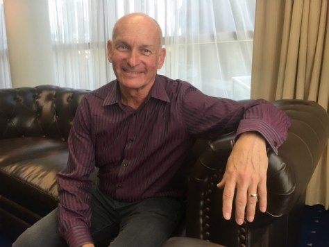 Producer David Paperny