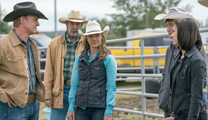 Heartland Welcomes A New Face Tv Eh