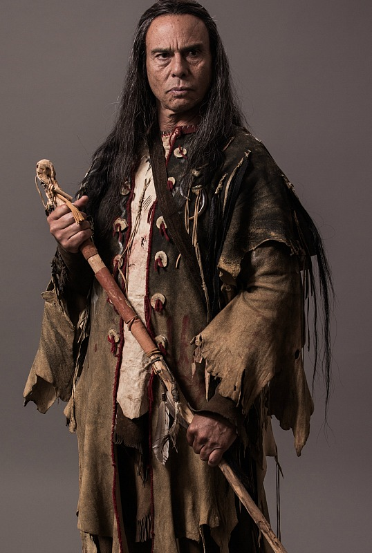 Raoul Trujillo as Machk