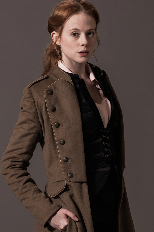 Zoe Boyle as Grace Emberly