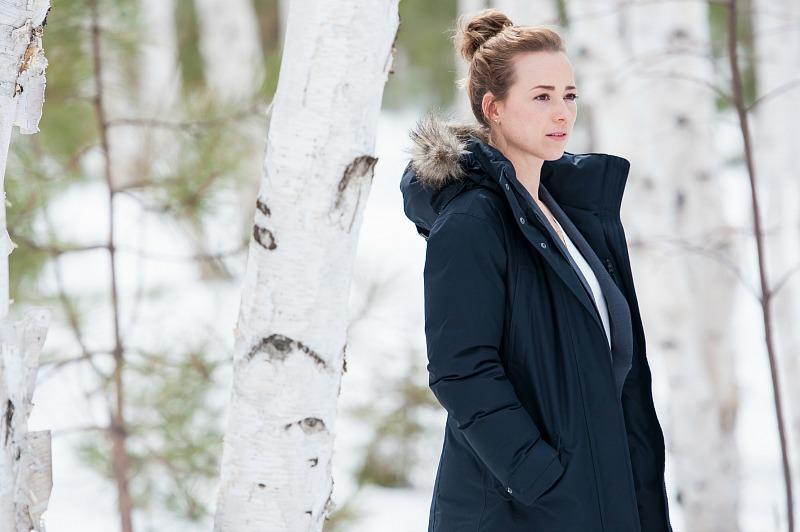 Karine Vanasse as Det. Lise Delorme
