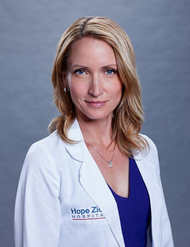 Michelle Nolden as Dr. Dawn Bell