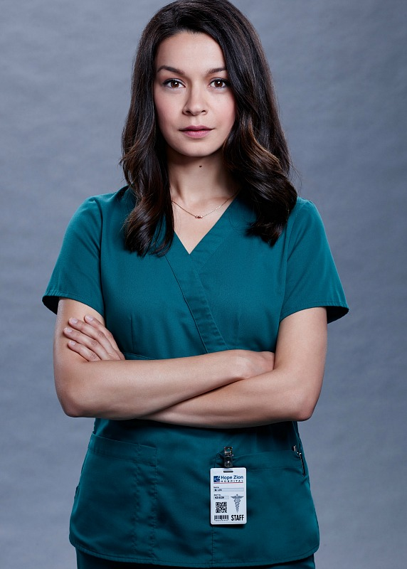 Julia Taylor Ross as Dr. Maggie Lin
