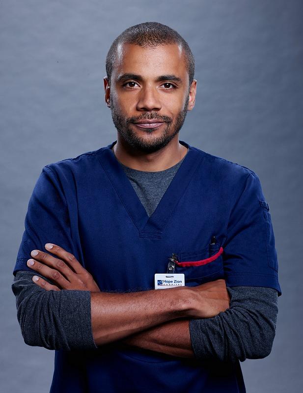 Jarod Joseph as Dr. Emanuel Palmer
