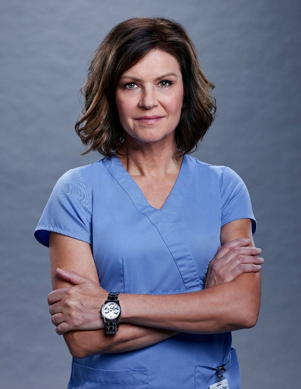 Wendy Crewson as Dr. Dana Kinney