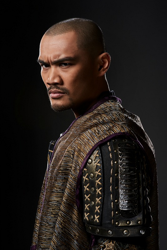 Alex Mallari Jr. as Ryo