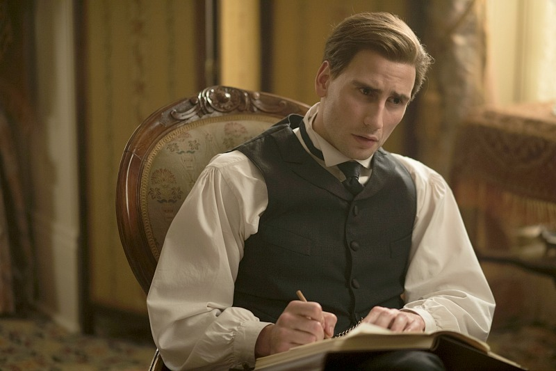 Edward Holcroft as Dr. Simon Jordan