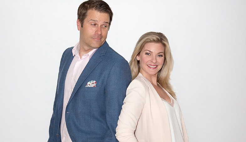 Sandy Jobin-Bevans and Kylee Evans to host new family game