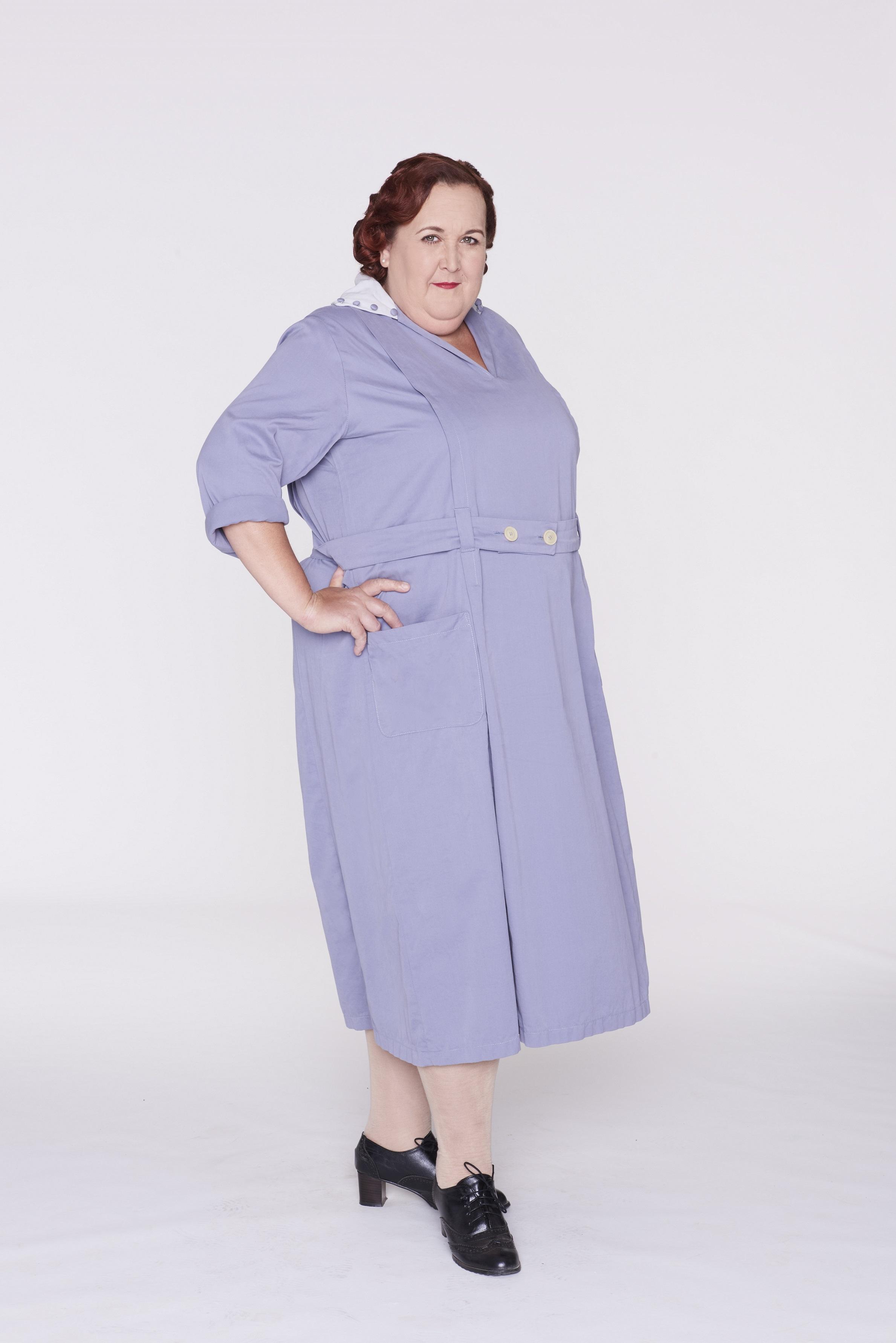 Sharron Matthews as Flo