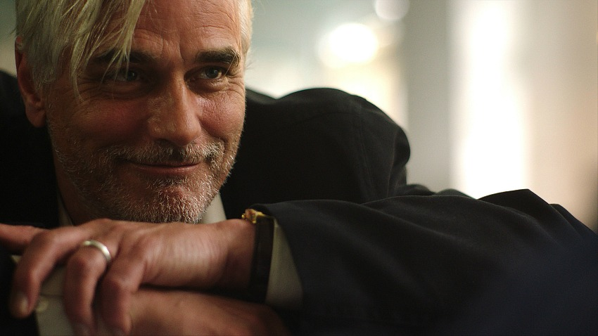 Paul Gross as Roy Patterson