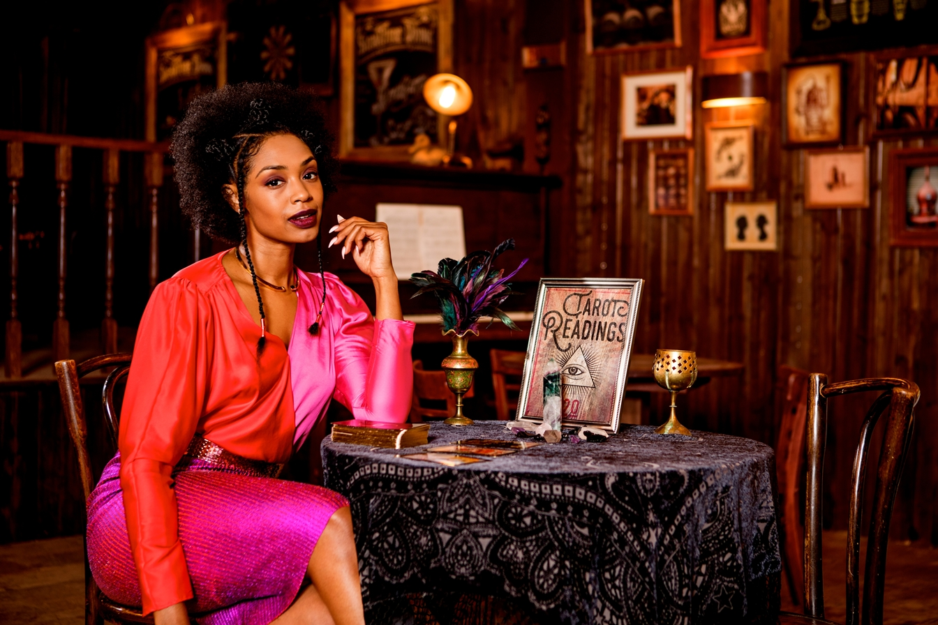Chantel Riley as Kate