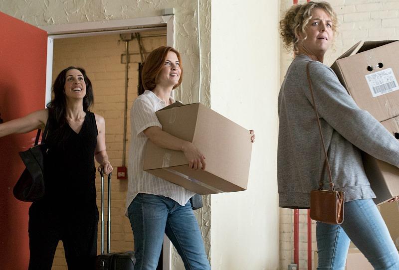 Workin' Moms: Catherine Reitman, Dani Kind and Juno Rinaldi talk