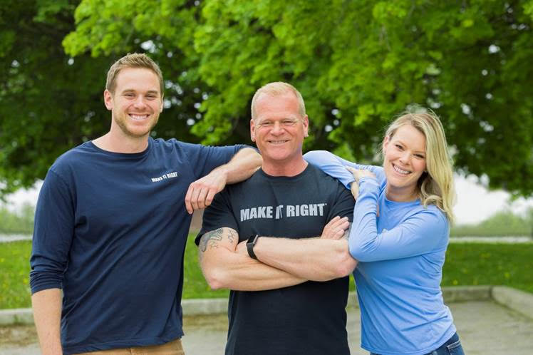 Mike Holmes | TV, eh?