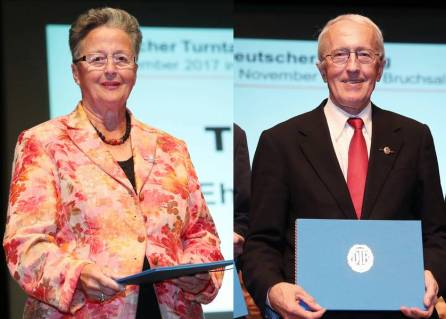 Ursula Born und Kurt Bohr