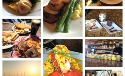 Montage of Food