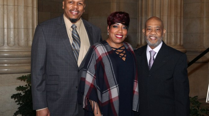 "Cleveland Honors ""Standing Strong In Media"" for Black History Month"