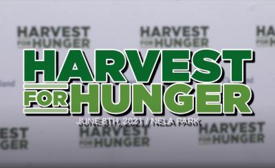 Harvest For Hunger graphic