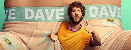 Dave season 2 poster