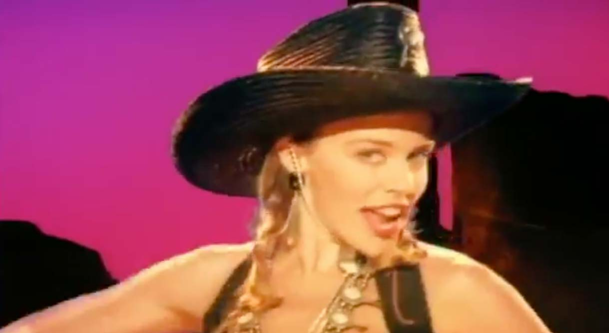 Kylie Minogue - Never Too Late - Official Music Video