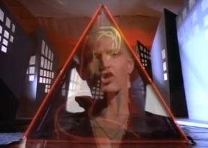 Billy Idol - Flesh For Fantasy - Official Music Video
