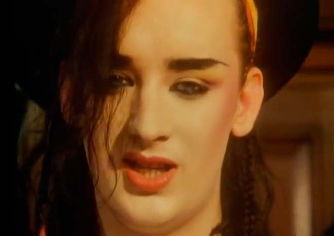 Culture Club - Do You Really Want To Hurt Me - Official Music Video