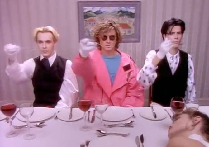 Duran Duran - All She Wants Is - Official Music Video