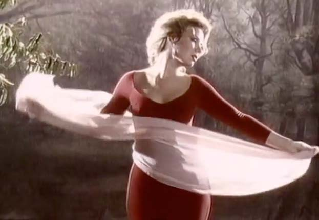 Kim Wilde - Four Letter Word - Official Music Video