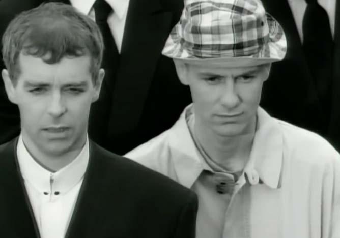 Pet Shop Boys - So Hard - Official Music Video