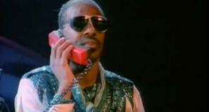 Stevie Wonder - I Just Called To Say I Love You - Official Music Video