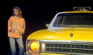 Vanessa Paradis - Joe Le Taxi - Official Music Video