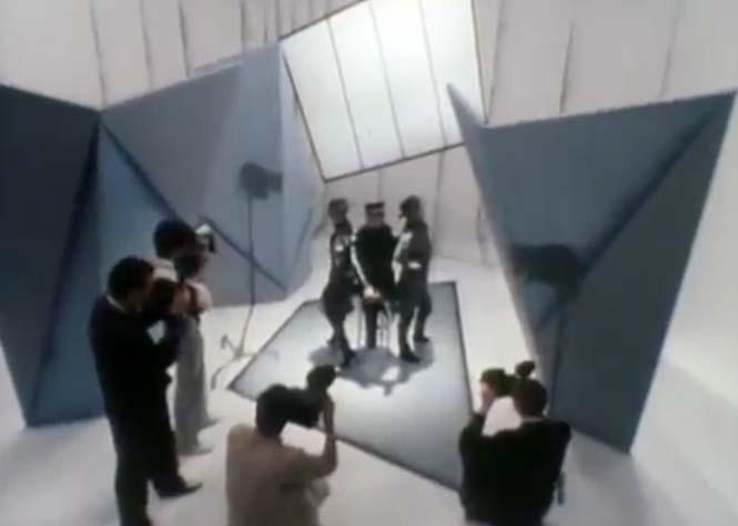 Visage - Visage - Official Music Video