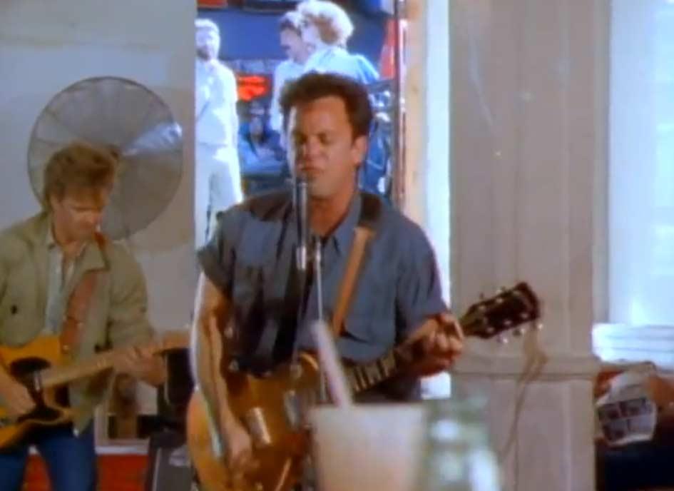 Billy Joel - A Matter Of Trust - Official Music Video