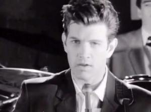 Chris Isaak - Blue Hotel - Official Music Video
