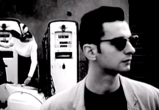 Depeche Mode - Behind The Wheel - Official Music Video