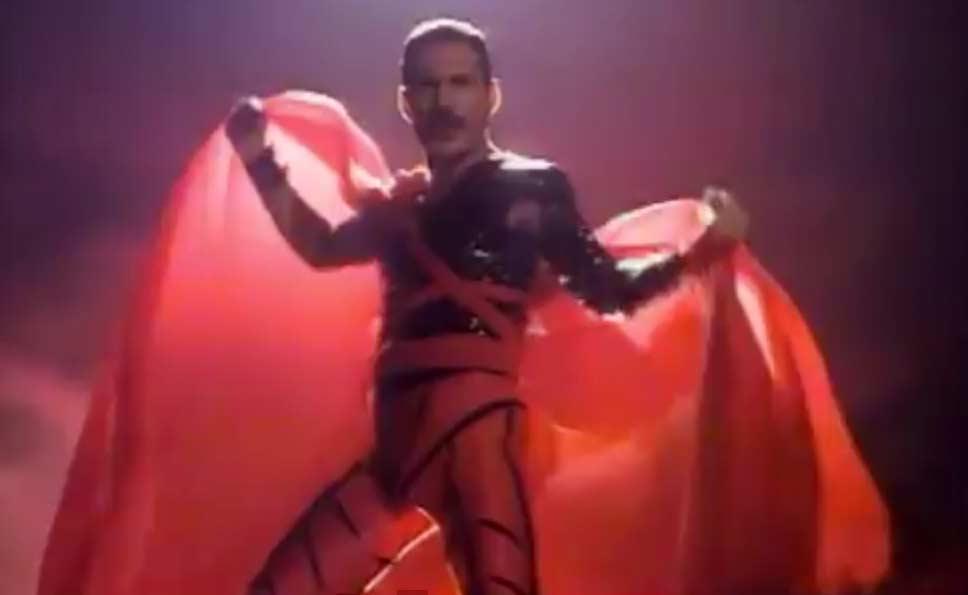 Freddie Mercury - Made In Heaven - Official Music Video