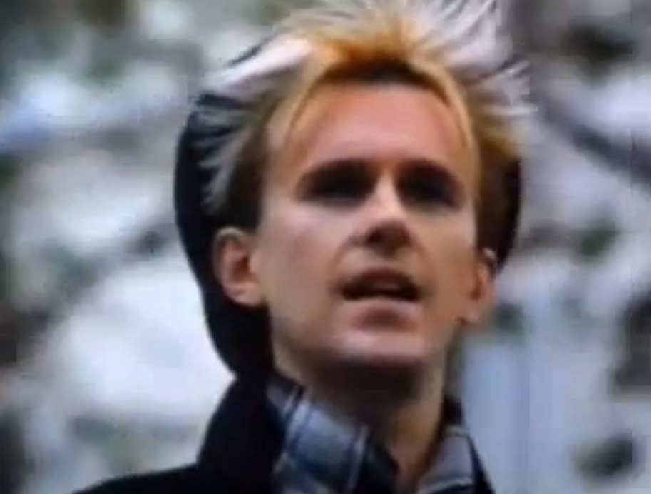Howard Jones - What Is Love - Official Music Video