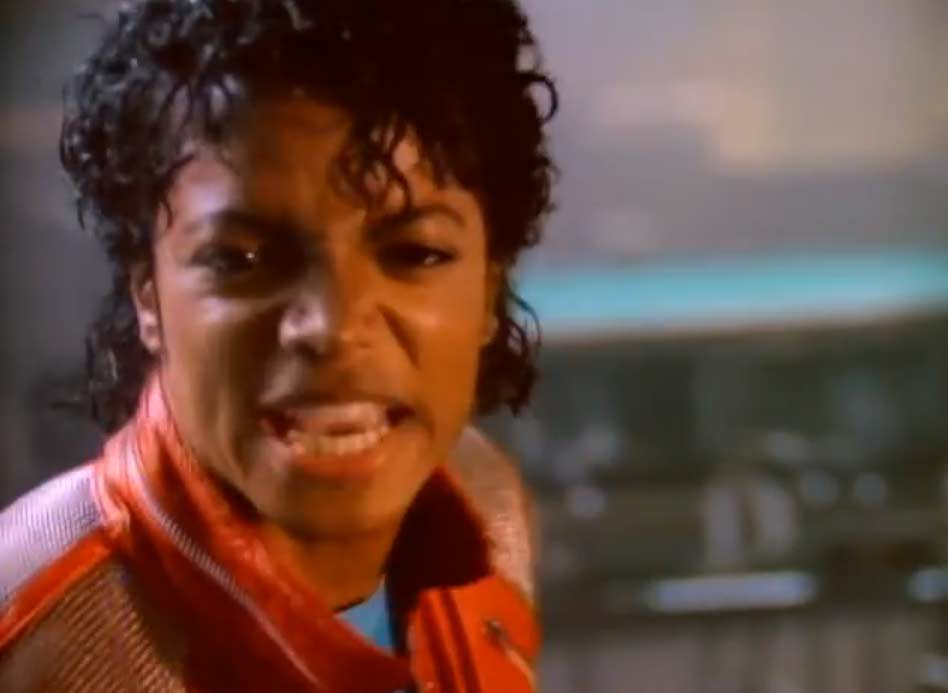 Michael Jackson - Beat It - Official Music Video