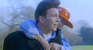 Rick Astley - Hold Me In Your Arms - Official Music Video