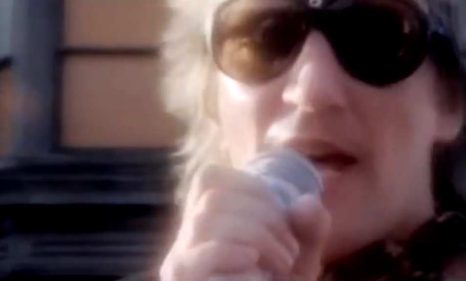 Rod Stewart - Young Turks - Official Music Video