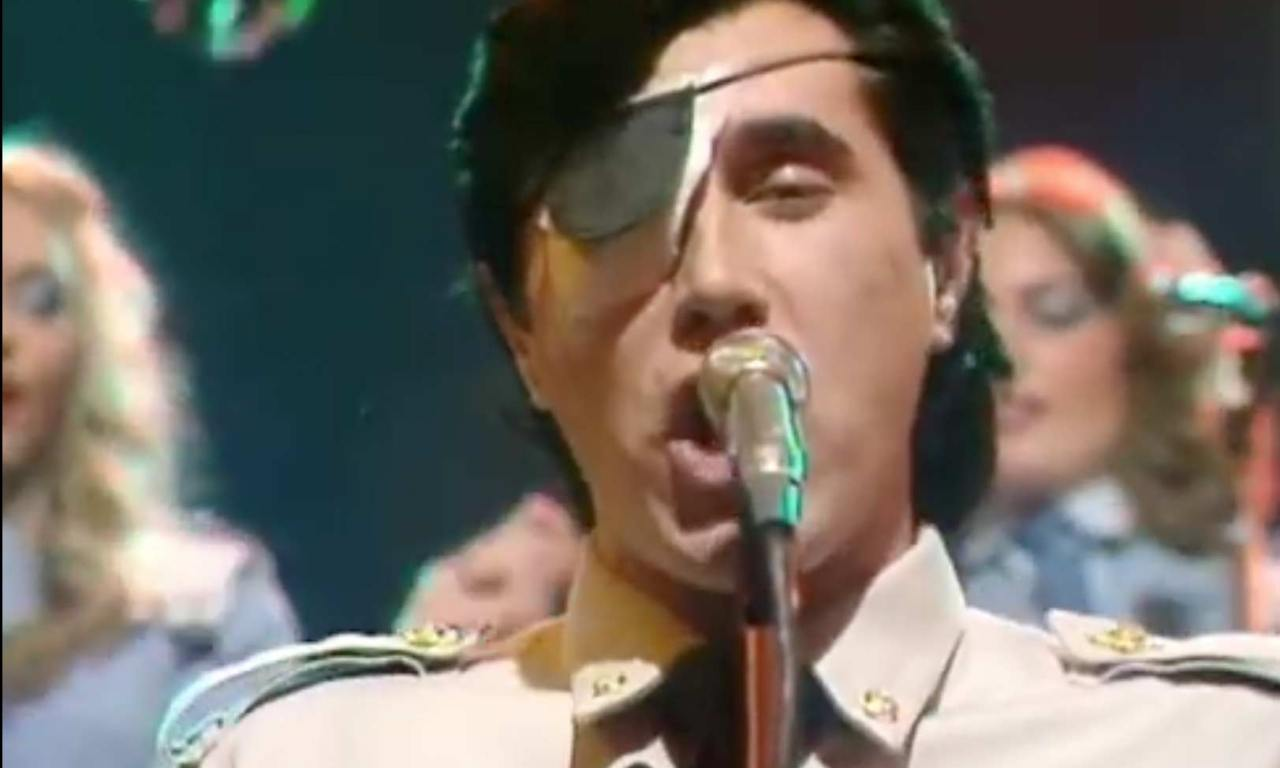 Roxy Music - Love Is The Drug - Official Music Video