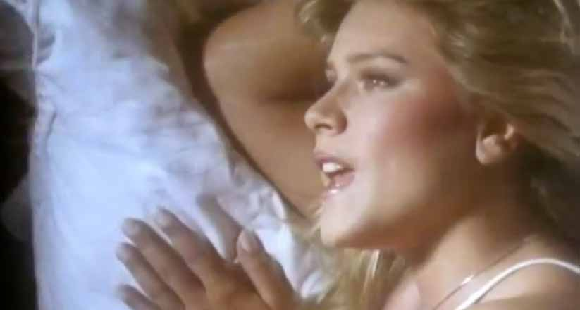 Samantha Fox - I Surrender (to the Spirit of the Night) - Official Music Video