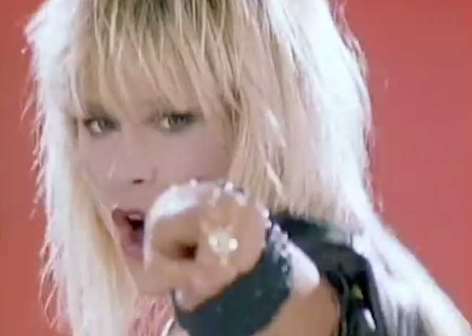 Samantha Fox - Love House - Official Music Video