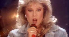 Samantha Fox - Touch Me (I Want Your Body) - Official Music Video