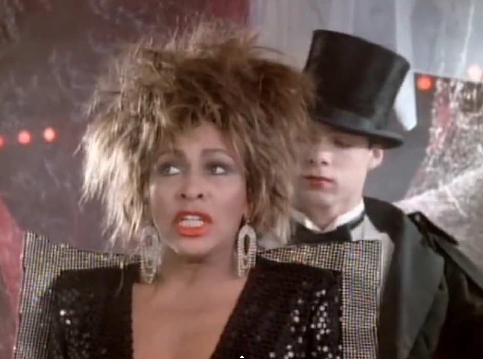 Tina Turner - Private Dancer - Official Music Video