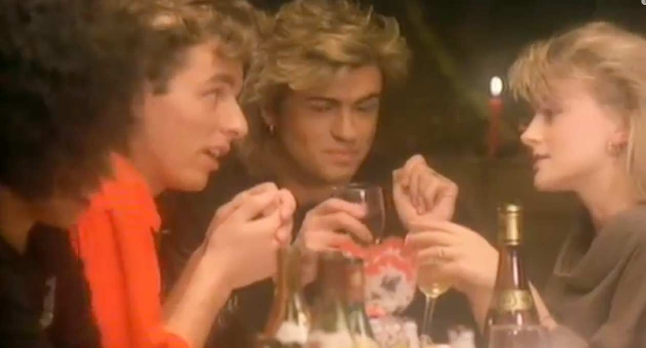 Wham! - Last Christmas - Official Music Video