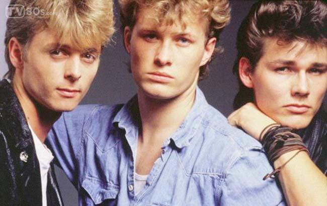 a-ha band 80s