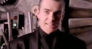 Nik Kershaw - One Step Ahead - Official Music Video