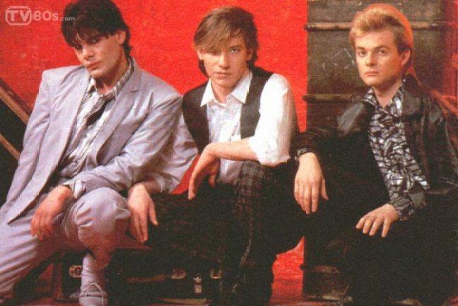 Alphaville Band 80s