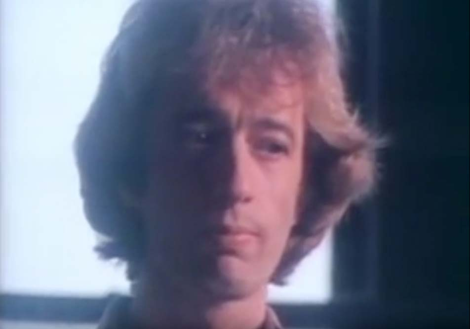 Robin Gibb - Juliet - Official Music Video